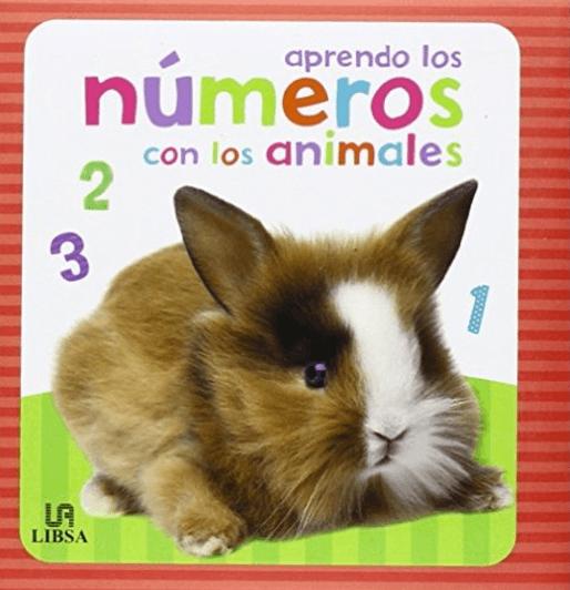 LOS ANIMALES TE AYUDAN A CONTAR NUMEROS