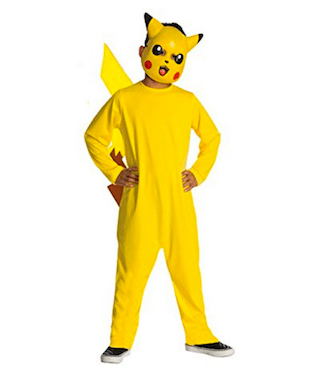 Disfraz Pikachu Pokemon
