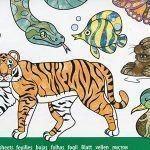 cuaderno de dibujos para colorear